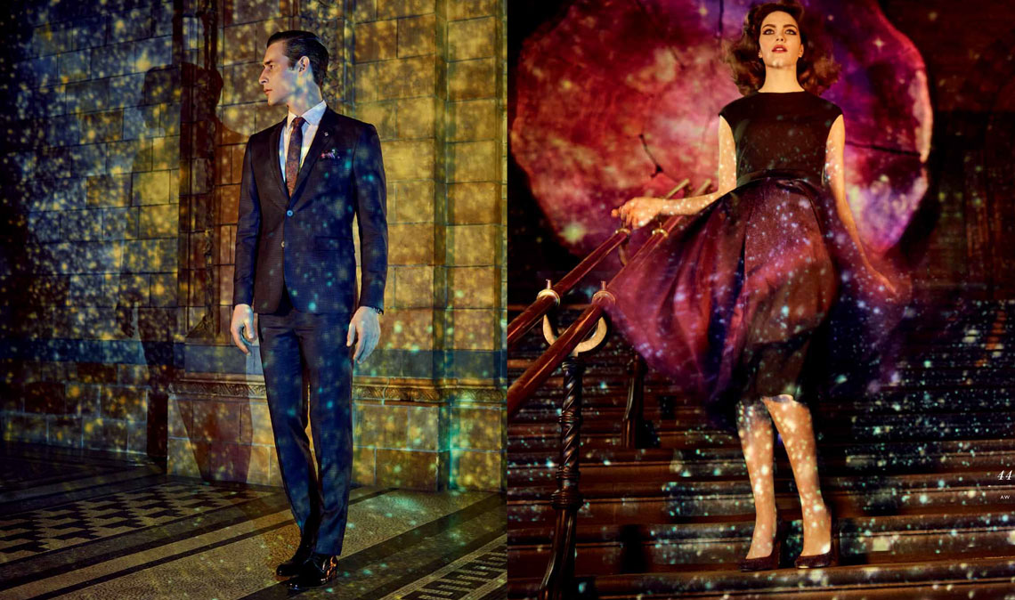 TED BAKER AUTUMN/WINTER COLLECTION 2015