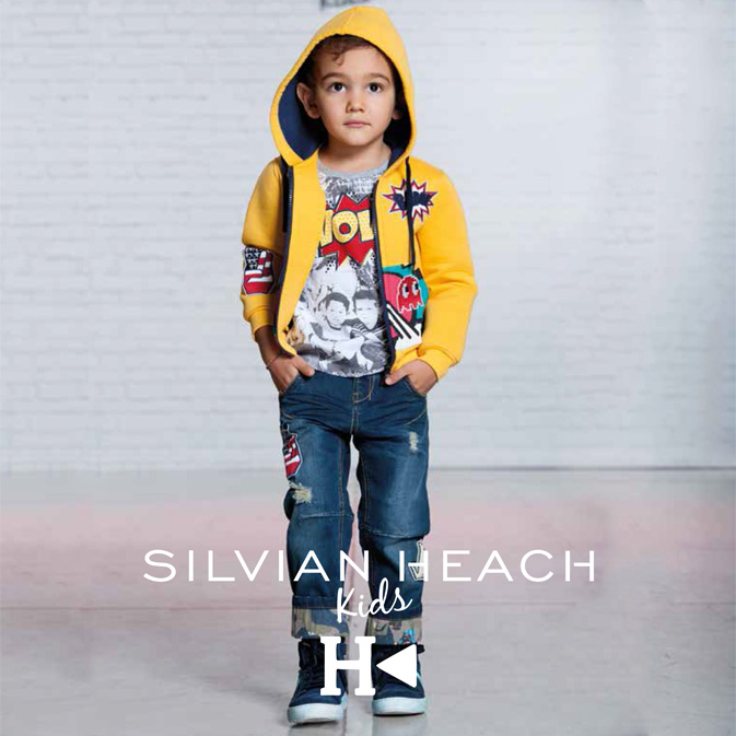 SILVIAN HEACH COLLECTION FALL WINTER 2015/2016
