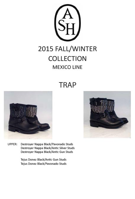 2015 Fall/Winter Collection Mexico Line