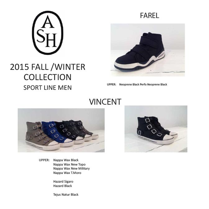 2015Fall/Winter Collection Sport Line Men