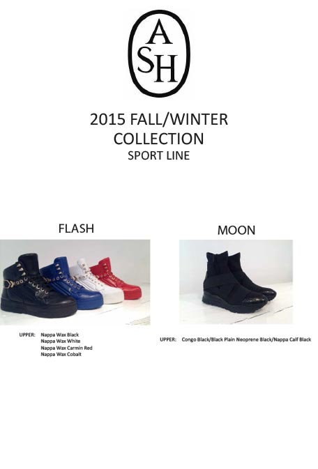2015 Fall/Winter Collection Sport Line